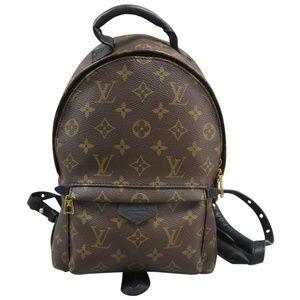 Louis Vuitton Palm Springs Pm Monogram Backpack